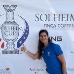Primer encuentro de las embajadoras de la Solheim Cup 2023 en Lauro Golf (Málaga)
