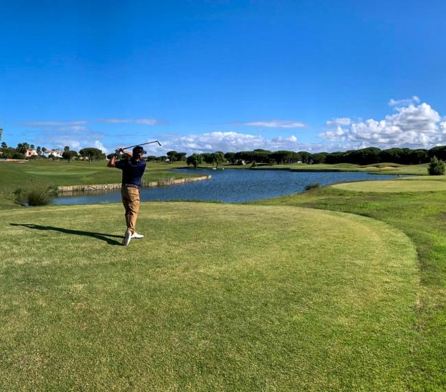Sancti Petri Hills Golf - Bahía De Cádiz Campo de Golf