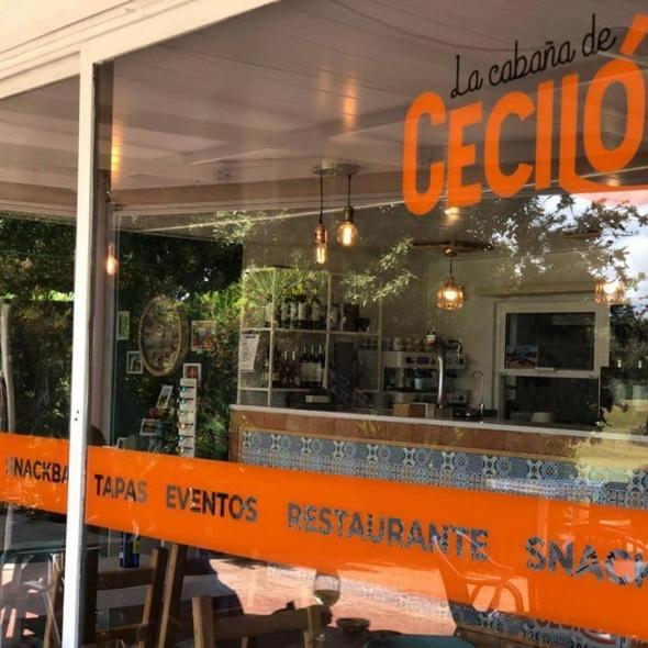 La Cabaña de Cecilón - Sancti Petri Hills Golf - Chiclana - Cádiz Arroces y horno de leña 07